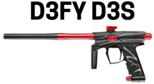 D3FY D3S Paintball Marker