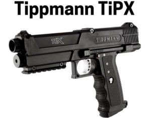 Tippmann TiPX best paintball pistol