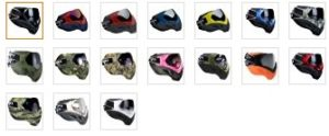 Sly Profit LE Goggles Color Options