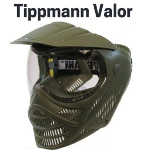 Tippmann Valor Paintball goggles