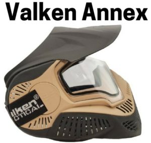 Valken Annex MI 9 Paintball Mask