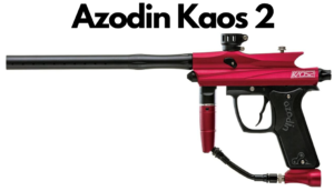 Azodin Kaos 2 Best paintball marker under $100