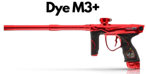 Dye M3+ Best tournament Paintball Marker